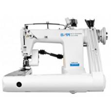 BSM -928XH-PS Трехигольная швейная машина двухниточного стежка