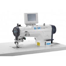 BSM 2290S-SR Высокоскоростная швейная машина челночного стежка, зигзагообразной строчки