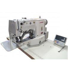 Автоматизированное решение для прорубки и выметывания глазка на тульи бейсболки Aurora ASM-430-CAP