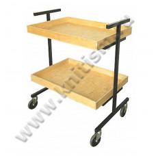 Тележка межоперационная Т-9 для швейных предприятий