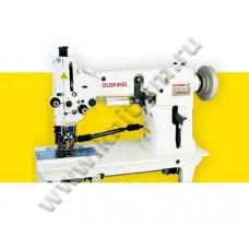 Промышленная швейная машина «мережка» GOLDEN WHEEL CS-7201