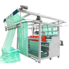 Машина для резки махровых полотенец Aurora TSLT-3200 (продольный раскрой)