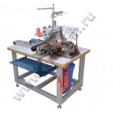 Швейный автомат для подгибки низа трикотажных футболок Aurora ASM-1278