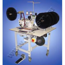 Специализированная рабочая станция для притачивания молнии EWS 6500 ASS