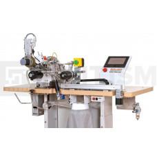 Автоматизированная рабочая станция для притачивания резинки предварительно сшитой в кольцо Siruba ASK-EBS100