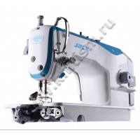 Прямострочная промышленная швейная машина JK-F4H JACK (прямой привод)