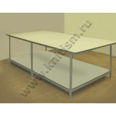 Раскройный стол 2-уровневый (1 секция)