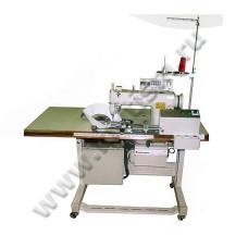 машина для выполнения отделочных строчек на полях панам HT-502