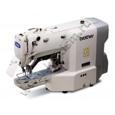 Автоматизированное решение для сшивания резинки в кольцо на базе электронной закрепочной машины Brother KE-430