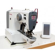 Автоматизированное решение для пришивания кнопок на базе электронной закрепочной машины Aurora