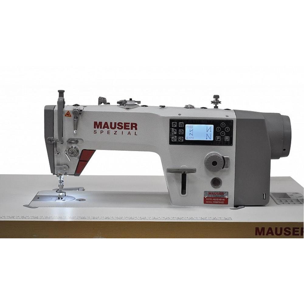 Прямострочная промышленная швейная машина Mauser Spezial ML8125-ME4-BC