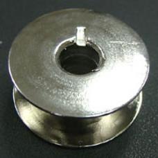 Шпулька без прорези стальная 55623